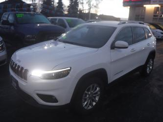2019 Jeep Cherokee SPORT UTILITY 4-DR