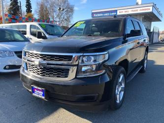2016 CHEVROLET TAHOE 4DR