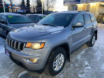 2018 JEEP GRAND CHEROKEE 4DR