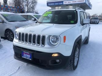 2018 JEEP RENEGADE 4DR