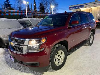 2017 CHEVROLET TAHOE 4DR
