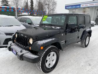 2018 JEEP WRANGLER UNLIMI 4DR