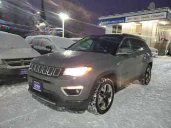 2019 JEEP COMPASS 4DR