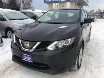 2019 NISSAN ROGUE SPORT S 4DR