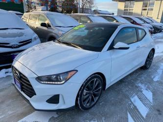 2019 HYUNDAI VELOSTER 3DR